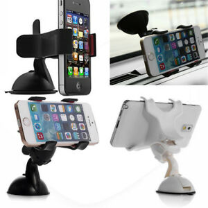 360° Rotation Car Suction Mount Holder Bracket Windshield for Phone Support Tops