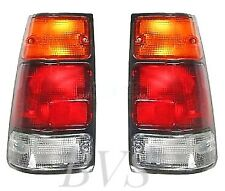 REAR TAIL LIGHT LAMP PAIR For 89-95 Isuzu Pickup Amigo TFR Honda Passport