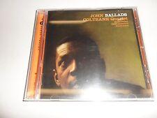 CD Ballads di John Coltrane