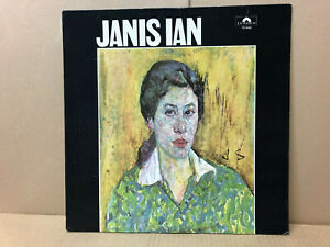 Janis Ian – Janis Ian - Polydor – PD 6058 - 1976 REISSUE of 1960's LP