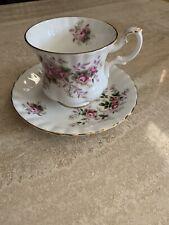 Royal Albert Lavender Rose Cup & Saucer