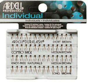 Ardell - ind Naturals Combo Pack Brown False Eyelash CLUSTERS. Buy 2 Get 1 FREE
