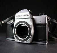 PRAKTICA PM3 (1980s) Vintage Pentacon German 35mm SLR Camera (Body Only) #CA066