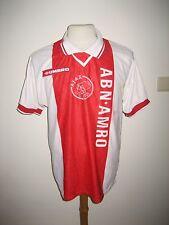 Ajax Amsterdam 90's home Holland football shirt soccer jersey voetbal size XL