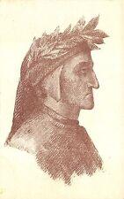 1531) DANTE, RICORDO DEL 6 CENTENARIO FESTE DANTESCHE.