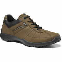 Hotter Men's Thor GTX Shoe Waxed Nubuck Lace Up Adult Gore-Tex Casual Gore-Tex