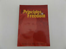 2005 PRINCIPLES of FREEDOM by Terence MacSwiney PAPERBACK