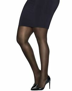 Just My Size Womens Ultra-Sheer Run-Resistant Pantyhose