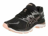 Asics Mens trainer 20 Low Top Lace Up Running, Black/Frosted Rose, Size 7.0 wyUz