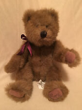 Boyds Bears Plush Grumps...signed by designer Gae Sharp