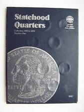 Statehood Washington Quarters Collection Vol 1 1999-2001 #9697