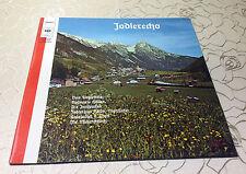 """""""Yodeler Echo"""" (LP) [CBS VINYL SAMPLER"""" Tyrolean Trio innspatzen... UVM * RARE *]"""