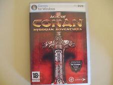 AGE OF CONAN HYBORIAN ADVENTURE GIOCO MMO PC
