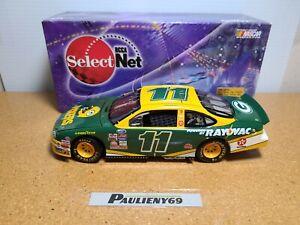 1999 Dale Jarrett #11 Green Bay Packers 1:24 NASCAR RCCA SelectNet Elite MIB
