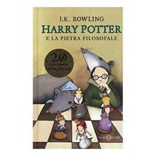 9788893814508 Harry Potter e la pietra filosofale: 1 - J. K. Rowling