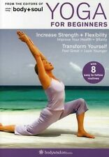 Yoga for Beginners Body Soul 633023710092 DVD Region 1