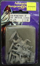 Ral partha dungeons & dragons minotaurs of imperial miniature 11-425 Very Rare