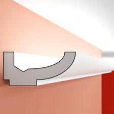 20Meter LED Band Profil Stuckleiste für indirekte Beleuchtung XPS 100mm x 50mm