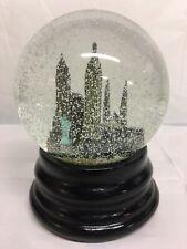 Saks Fifth Avenue - Musical Snow Globe - New York Scene -Three Jays Imports-NYNY
