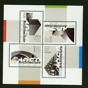 Australia   2007   Scott #2712a    Mint Never Hinged Souvenir Sheet