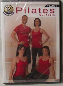 Pilates Workouts Volume 1 DVD