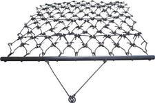 Chain Harrows, Grass Harrows, All sizes, 3 Way Use, 4.5ft