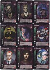 Ventrue Crypt Lot G4 9x Vampires Mixed KoT/TR/KMW/G/Promo V:TES VTES
