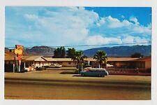 Mesquite,Nevada,Desert Palms Motel,Clark County,Highway 91,Roadside,c.1950s
