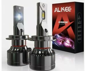 Aukee H7 LED Headlight Bulb, Aukee 110W High Power 18,000LM Extremely Bright 600