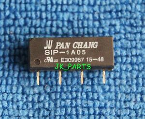 10pcs ORIGINAL 5V Relay SIP-1A05 Reed Switch Relay