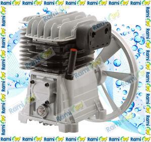 Gruppo pompante originale completo compressore ABAC NUAIR mod B2800 B - 2 e 3 HP