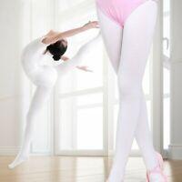 Children Ballet Socks Girls Dance Pantyhose Exercise Tights Dancewear Gym Suits