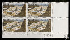 Scotts #1374 6c John Wesley Powell Plate Block, Mnh