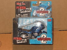 Maisto Bmw 1150 Fresh Metal Motorcycle Collection Die-Cast 1:18 2 Wheelers Nib