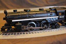 Lionel  O gauge set with 4-4-2 loco 8632 , 6401060 no smoke
