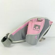 Nathan hydration belt Water Bottle Holder for Running Hiking Breast Cancer Theme