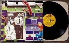 I TIRELLI / VERITA' '60 - EP (Italy 1982 - Q-disc NEAR MINT) RARE !!!