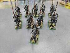 Games Workshop Warhammer Fantasy painted Dark Riders