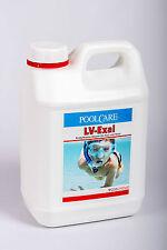 LV Exal Poolcare ohne Chlor Whirlpool Wasserpflege Chlorfrei Vosschemie