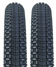 2PAK Kenda Kwick Trax 700 x 35c Road Hybrid Bike Tires Anti Puncture Reflective