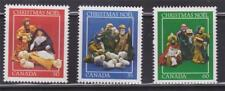 Canada 1982 #973-5 Christmas Creche Figures (set of 3) - MNH