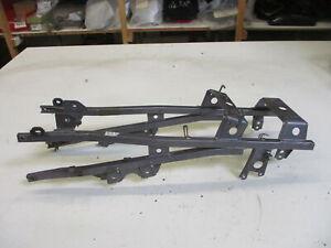 2. Honda NSR 125 R JC22 Heckrahmen Rahmen Hilfsrahmen Sitzbankrahmen frame