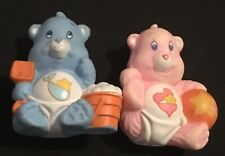 Vintage 80's Baby Tugs and Baby Hugs pvc figures