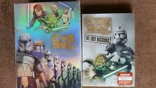 Star Wars The Clone Wars Season 1-6 NEW DVD COMPLETE Series FREE SHIPPING
