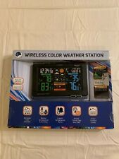 Wireless Color Weather Station by La Crosse Technology # 872115