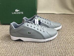 Lacoste Deviation Men Trainers Size UK 9 EUR 43