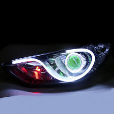 2012-2014 For Hyundai Avante i35 Elantra LED Strip Front Lamps Lights