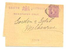 SOUTH AUSTRALIA --PS WRAPPER F/VF