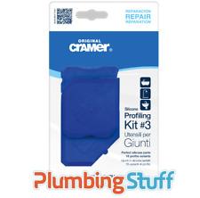 Genuine Cramer Fugi Silicone Profiling Kit - 3 tools / 16 profiling options