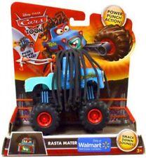 Disney Cars Cars Toon Monster Trucks Rasta Mater Exclusive Plastic Car